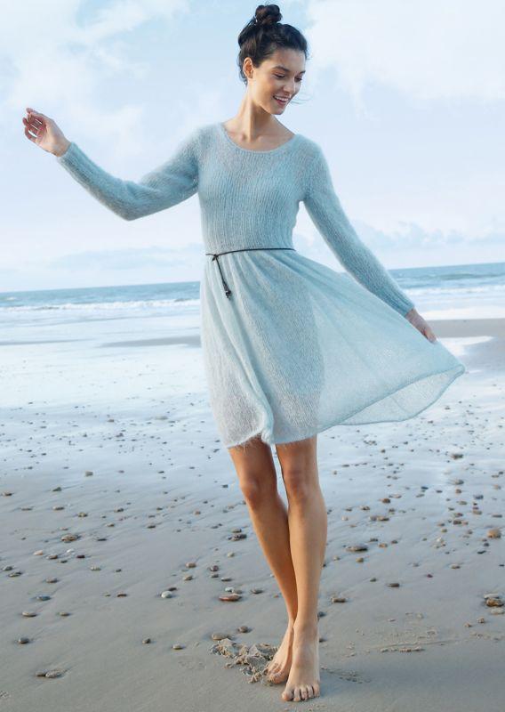 Kleid stricken