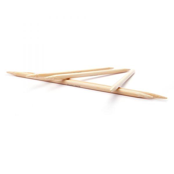 Strumpfstricknadeln Bambus - 20 cm