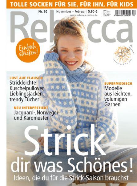 Rebecca Heft Nr. 80