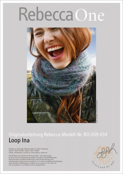 Anleitung - Loop Ina