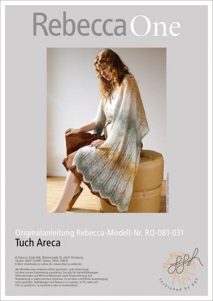 Anleitung - Tuch Areca