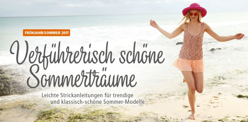 Themenwelt: Sommertraum stricken