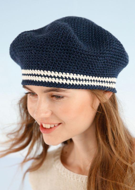 Mütze häkeln: Häkelset für Anfänger