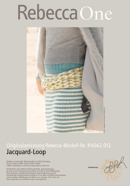 Jacquard-Loop