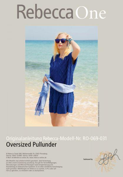 Oversized Pullunder