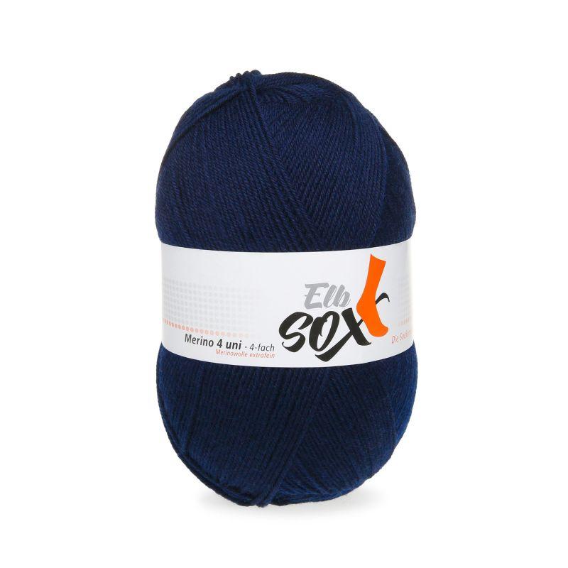 ElbSox Merino Sockenwolle extrafein 4fach