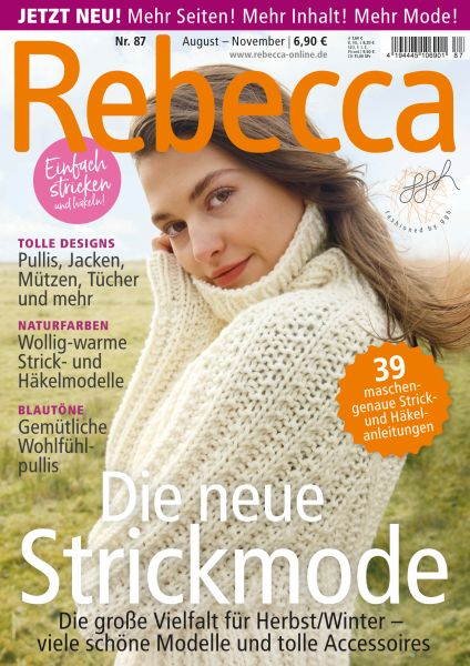 Rebecca Heft Nr. 87