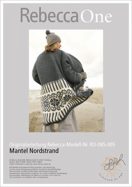 Anleitung - Mantel Nordstrand