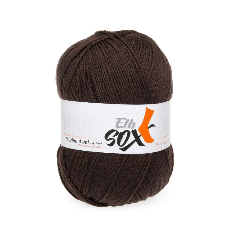 ElbSox Merino extrafein Sockenwolle