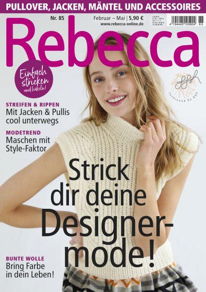 Rebecca Heft Nr. 85