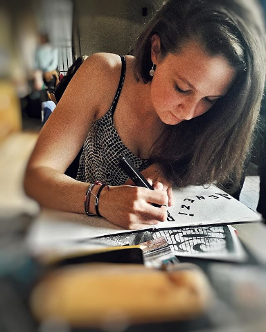 Instagram Pauline Scwarberg