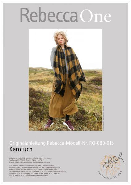 Anleitung - Karotuch
