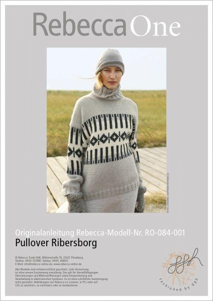 Anleitung - Pullover Ribersborg