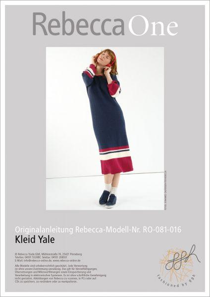 Anleitung - Kleid Yale