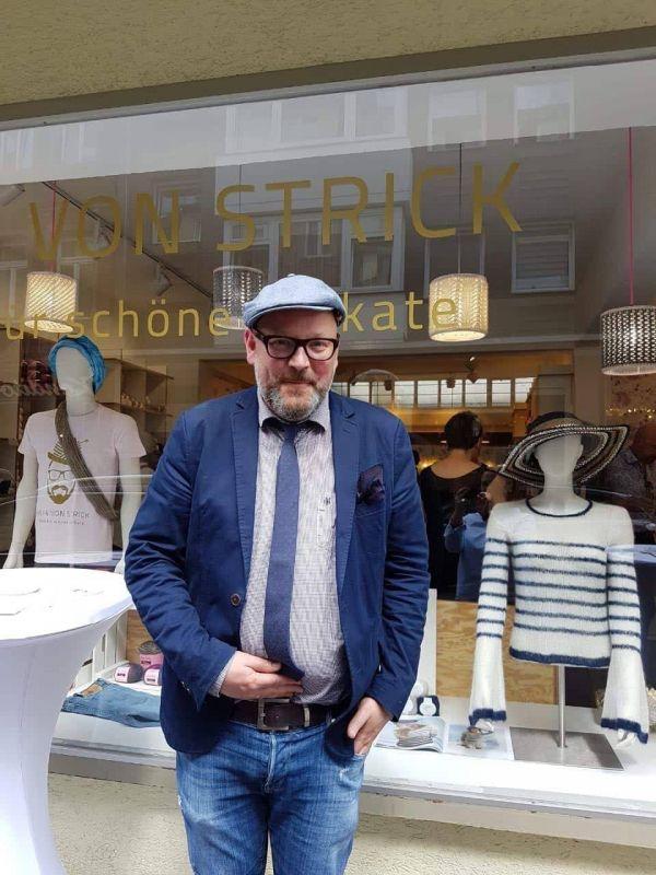 Herr von Strick – Wolle für schöne Unikate Handarbeitsgeschäft
