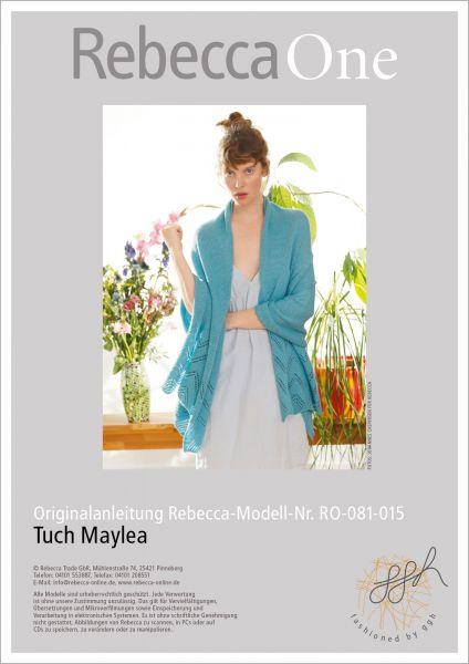 Anleitung - Tuch Maylea