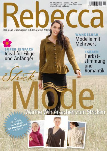 Rebecca Heft Nr. 44