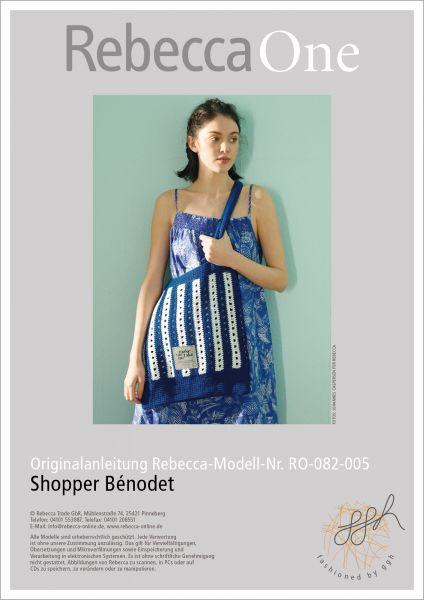 Anleitung - Shopper Bénodet