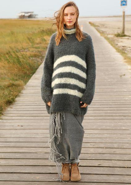 Oversize-Pullover Gotland