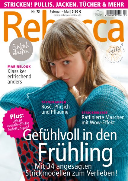 Rebecca Heft Nr. 73