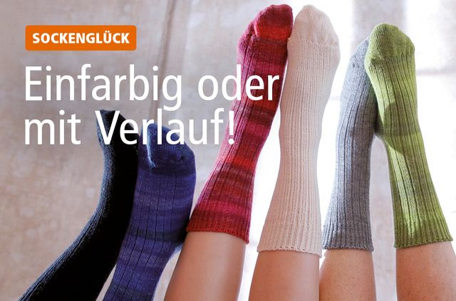 Elbsox Sockenwolle kaufen Verlaufsgarn