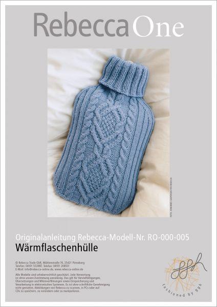Anleitung Wärmflasche