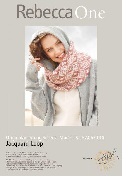 Strickmuster - Jacquard-Loops