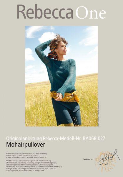 Mohairpullover