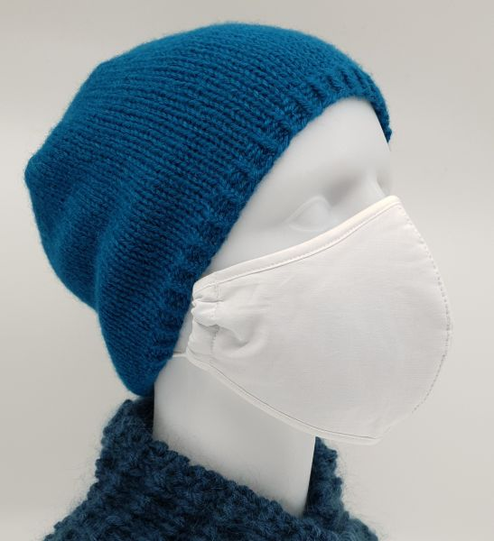 Mund-Nasen Schutzmaske, 2 Stück, waschbar