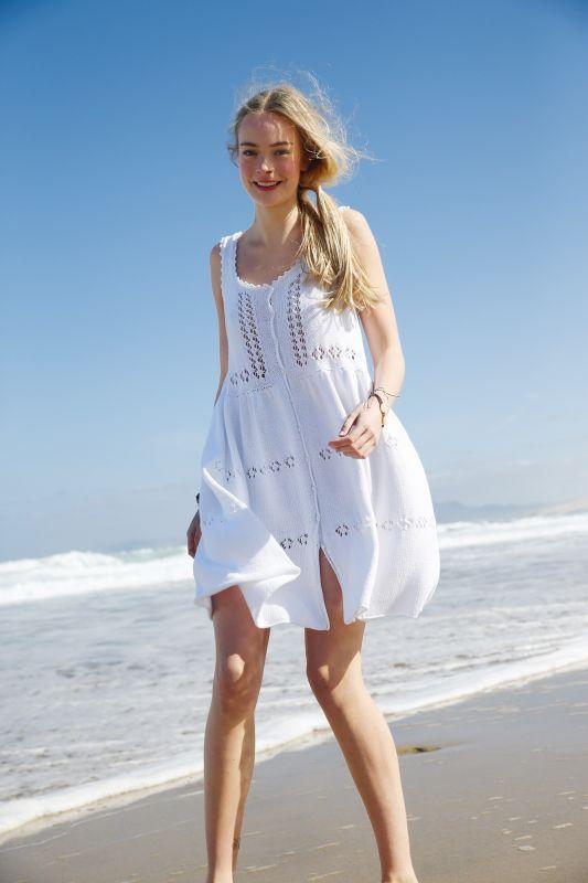 Sommertraum: Weites Kleid