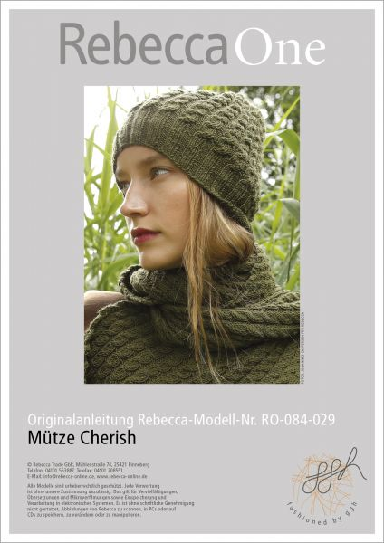 Anleitung - Mütze Cherish