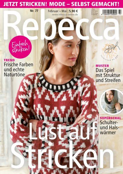 Rebecca Heft Nr. 77