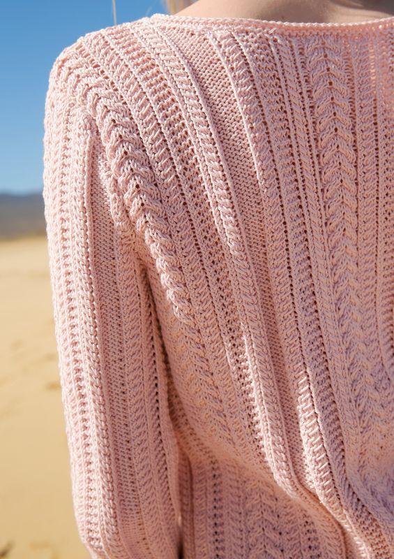 Rebecca Magazin Nr.70: Pullover mit Zöpfen