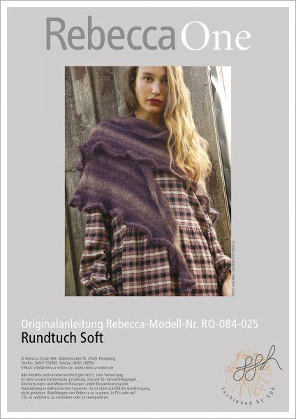 Anleitung - Rundtuch Softy