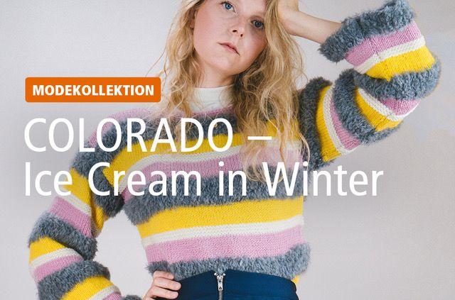 Colorado Strickkollektion Nähkollektion Marit Warncke Makema