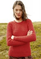 Pullover mit Rippenmuster