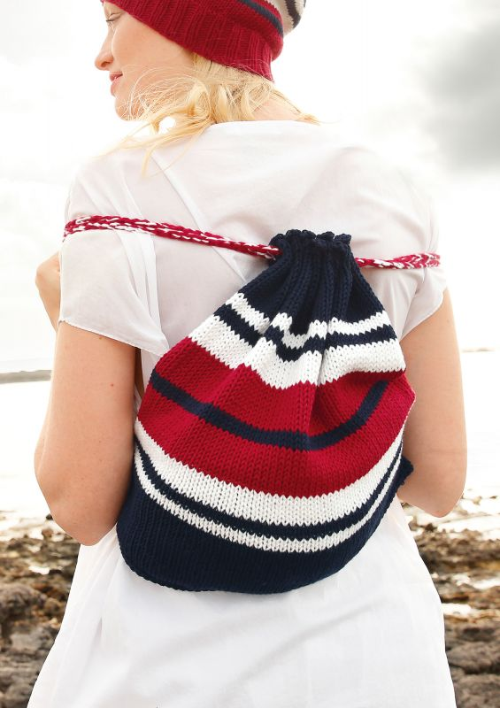 Neue Marine: Mini-Rucksack