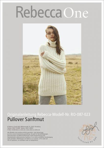 Anleitung - Pullover Sanftmut