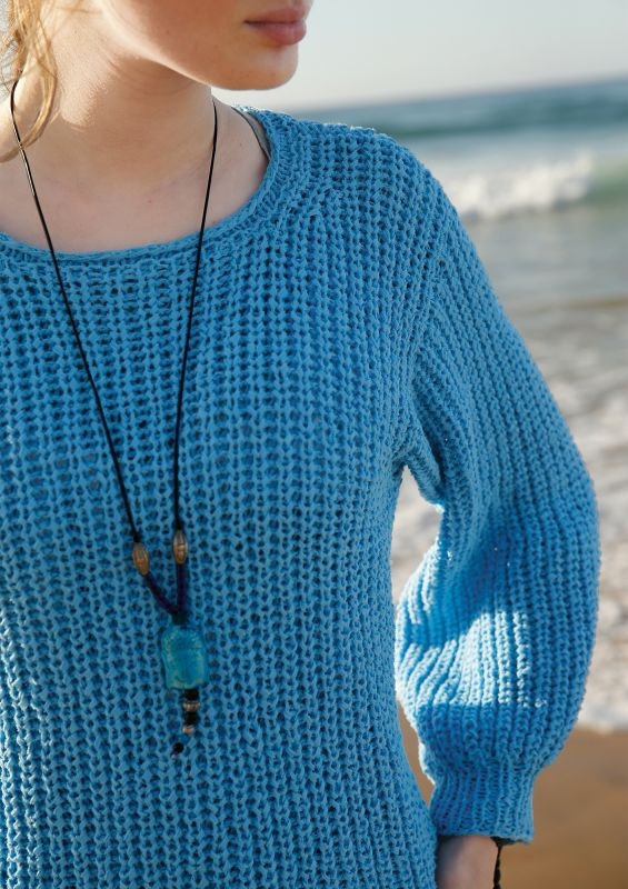 Rebecca Magazin Nr. 70: Pullover im Halbpatent