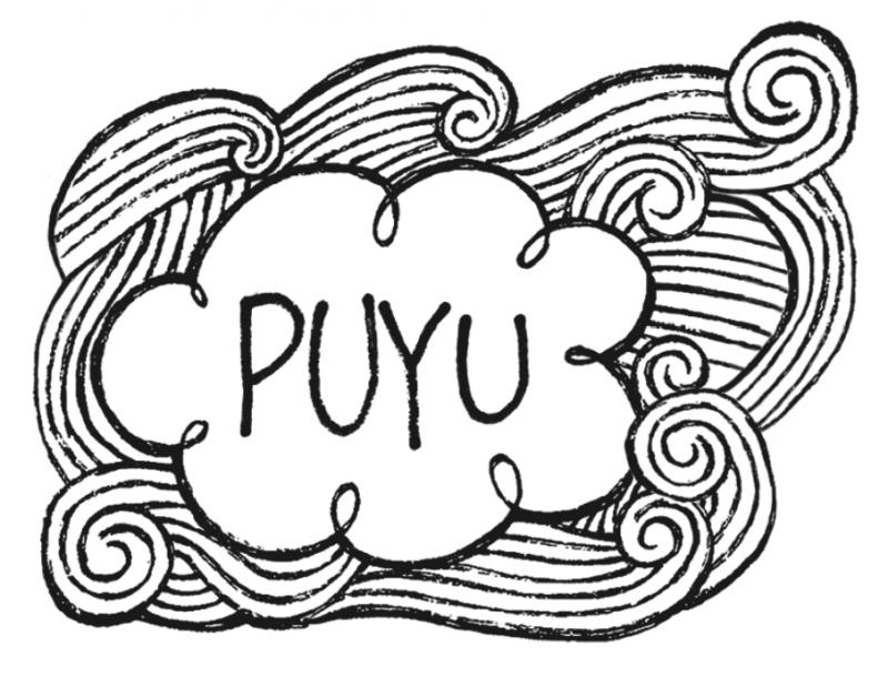 AMANO Alpakawolle Puyu