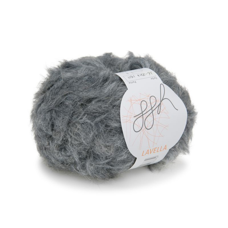 ggh Lavella Schurwolle Wolle Strickwolle Kunstfell Effektwolle