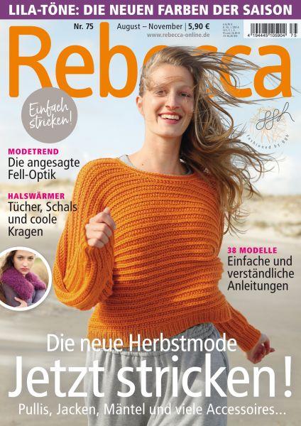Rebecca Heft Nr. 75