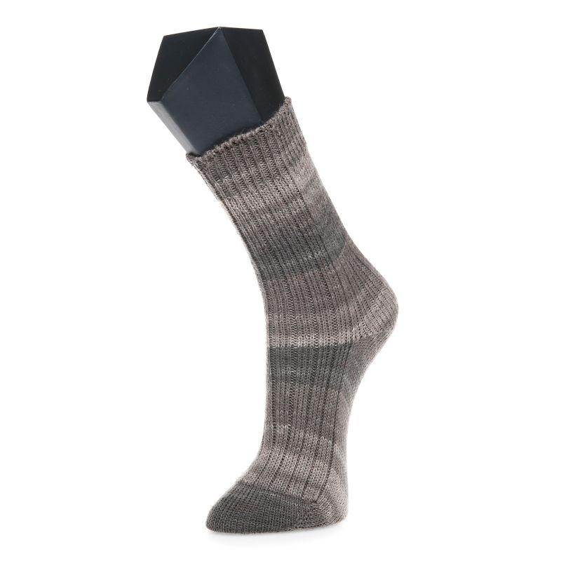 ElbSox Sockenwolle Schurwolle 4fach flow Degrade