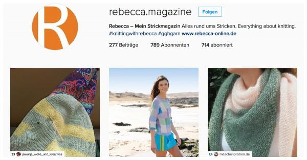 Rebecca-mein-Strickmagazin-auf-Instagram