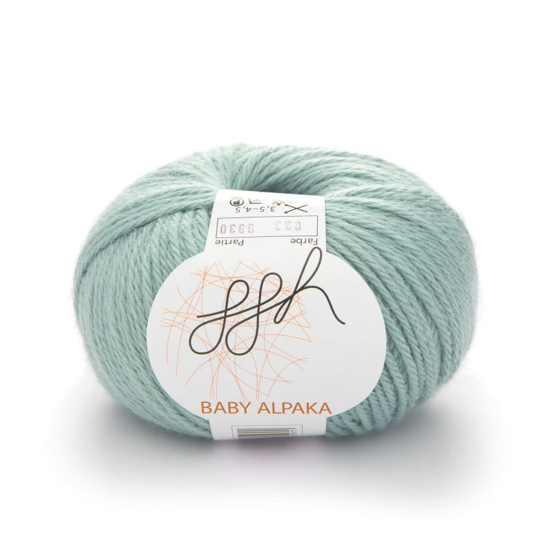 ggh BABY ALPAKA Baby Alpaka Wolle