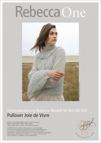Pullover Joie de Vivre