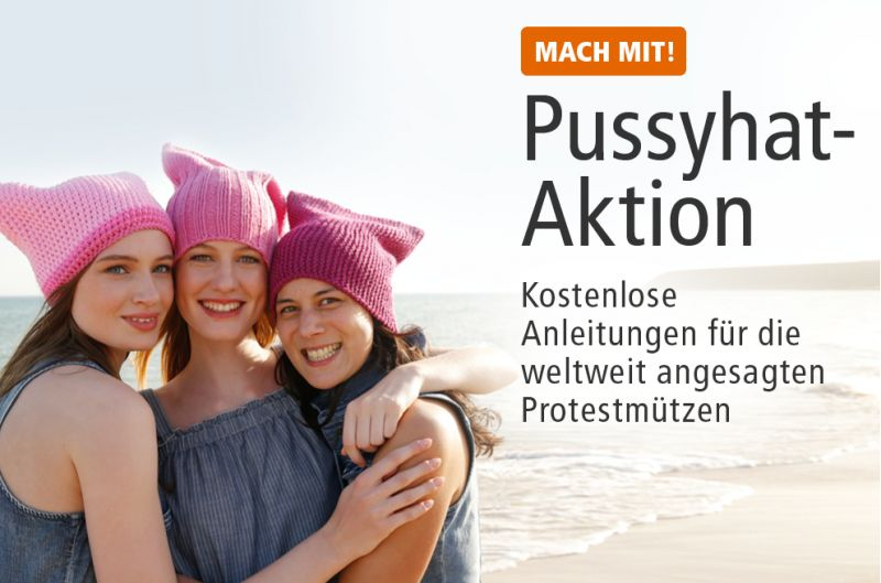 Inspiration: Pussyhat stricken