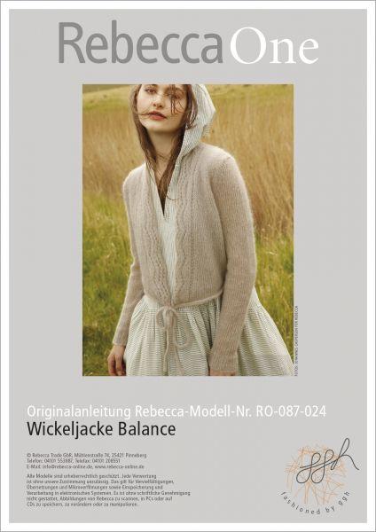 Wickeljacke Balance