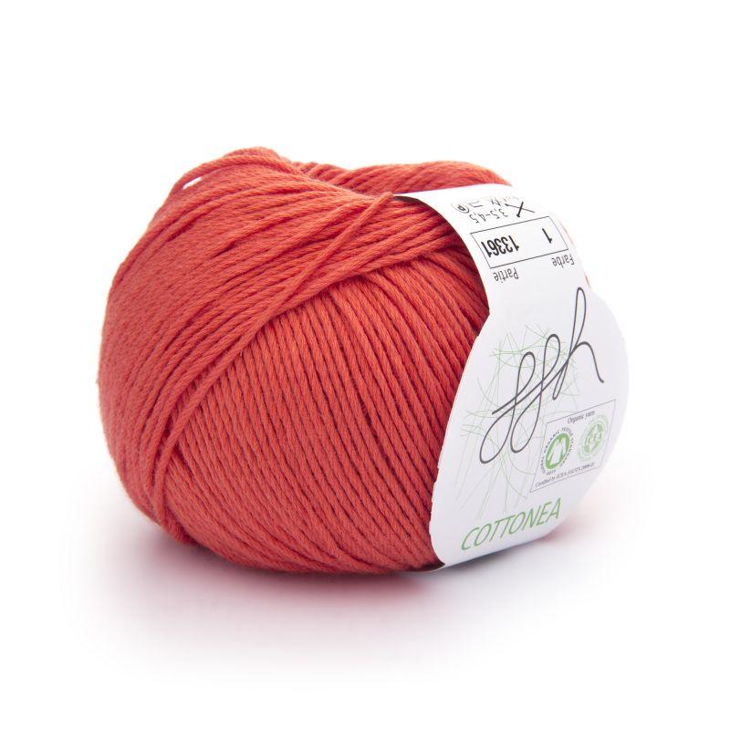 ggh CottoneaBio Baumwolle stricken