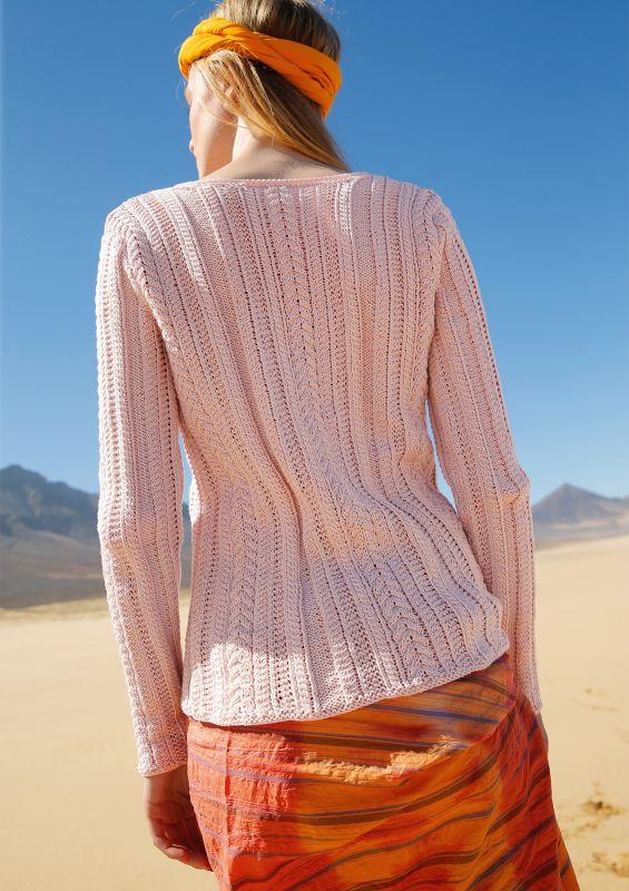 Rebecca Magazin Nr. 70: Pullover mit Zöpfen
